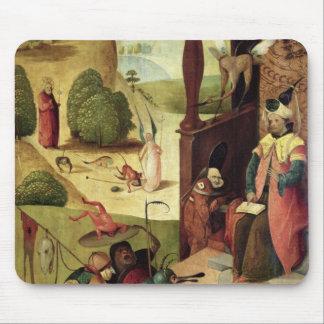 San Jaime y el mago Mousepads