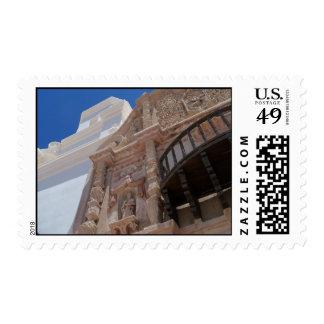San Javier del Bac Mission en Arizona Sello