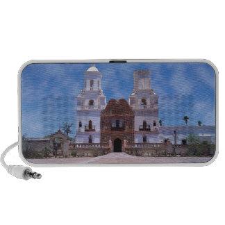 San Javier del Bac Mission - Tucson, AZ Mp3 Altavoces