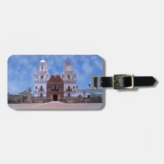San Javier del Bac Mission - Tucson, AZ Etiquetas Maleta