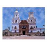 San Javier del Bac Mission - Tucson, AZ Postales