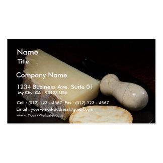 San Joaquin Gold Cheese Business Card