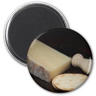 San Joaquin Gold Cheese Refrigerator Magnet