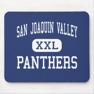 San Joaquin Valley - Panthers - High - Parlier Mouse Pad
