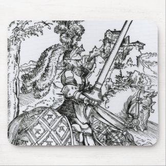 San Jorge a caballo, 1507 Mouse Pad