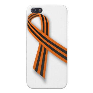 San Jorge cinta del día de la victoria del 9 de ma iPhone 5 Cobertura