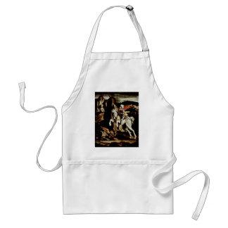 San Jorge de Orsi Lelio (la mejor calidad) Delantal