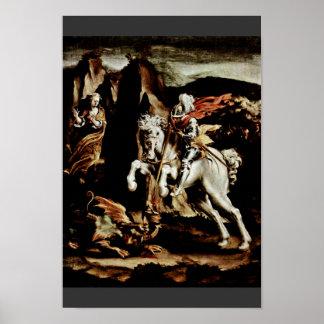 San Jorge de Orsi Lelio (la mejor calidad) Poster