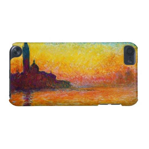San Jorge Maggiore en la oscuridad Claude Monet