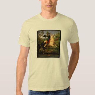 San Jorge y el dragón Camisas