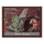 San Jorge y el dragón de Uccello Pablo Comunicado Personal