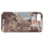 San Jorge y el dragón iPhone 5 Carcasas