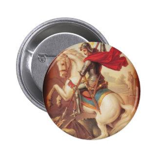 San Jorge y el dragón Pins