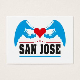 San Jose Business Card