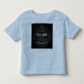 San Jose, California - Capital of Silicon Valley Toddler T-shirt