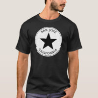 San Jose California T Shirt