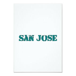 San Jose Card