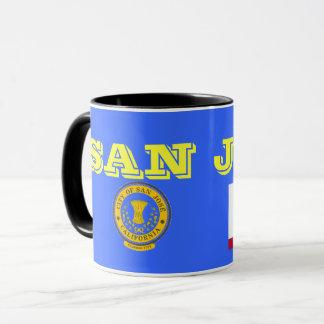 San Jose Ceramic Mug