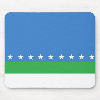 san jose city flag costa rica town mouse pad