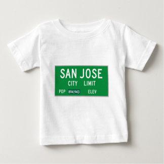 San Jose City Limits T Shirt