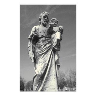 San José con el niño inmóvil Papeleria De Diseño