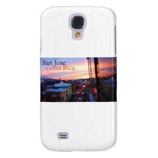 San Jose Costa Rica Sunset Galaxy S4 Case