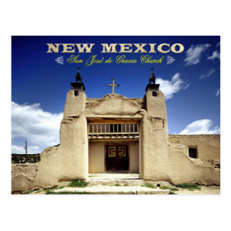 San Jose de Gracia Church, Las Trampas, nanómetro Postales