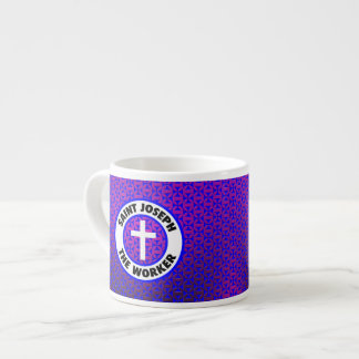San José el trabajador Taza Espresso