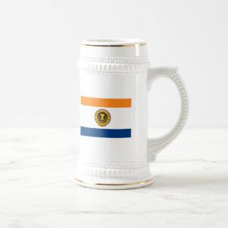 San Jose Flag Mug