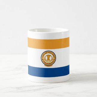 San Jose Flag Classic White Coffee Mug
