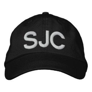 SAN JOSE * gorra ajustable del AEROPUERTO SJC Gorra De Beisbol Bordada