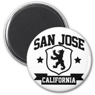 San Jose Heraldry Magnet
