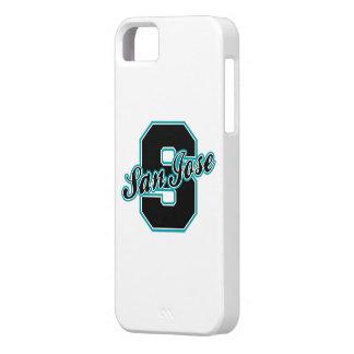 San Jose Letter iPhone SE/5/5s Case