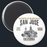 "San Jose Magnet<br><div class=""desc"">San Jose</div>"