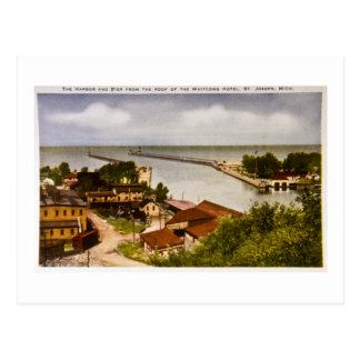 San José, Michigan Postales