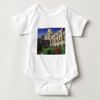 San Jose Mission Painting Baby Bodysuit