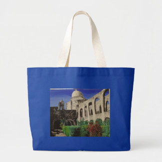 San Jose Mission Painting Tote Bags