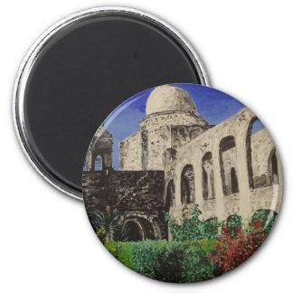 San Jose Mission Painting Magnets