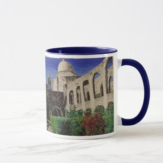 San Jose Mission Painting Mug
