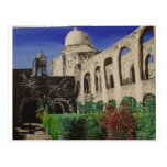 San Jose Mission Painting Postcard