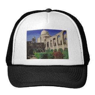 San Jose Mission Painting Trucker Hat