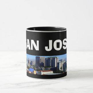 San José Panoramic Mug