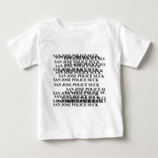 san jose police SUCK Baby T-Shirt