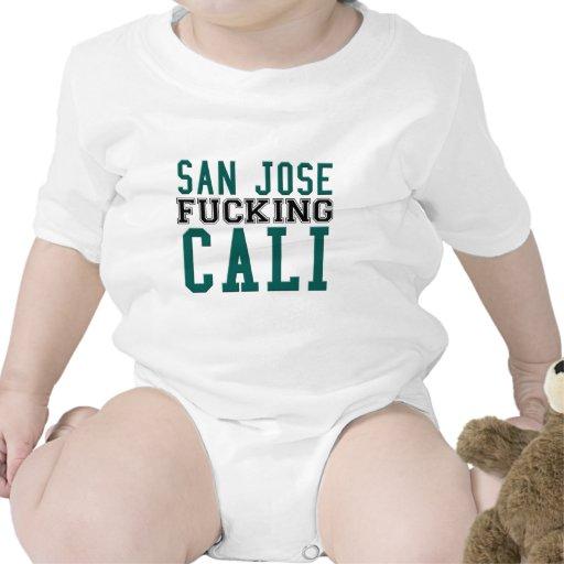 San Jose que coge California Camisetas