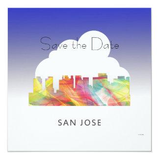 SAN JOSE SKYLINE WB1 - CARD