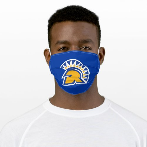 San Jose State Spartans Adult Cloth Face Mask