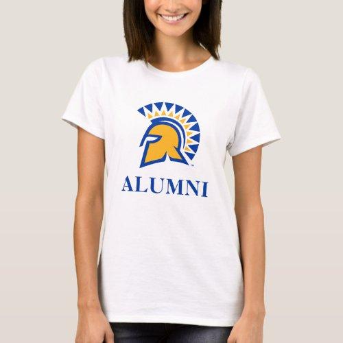 San Jose State Spartans Alumni T_Shirt