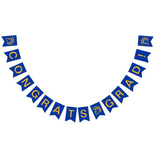 San Jose State Spartans Bunting Flags