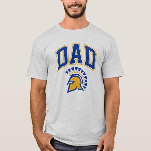San Jose State Spartans Dad T_Shirt