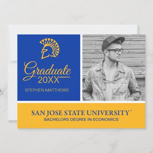 San Jose State Spartans Invitation
